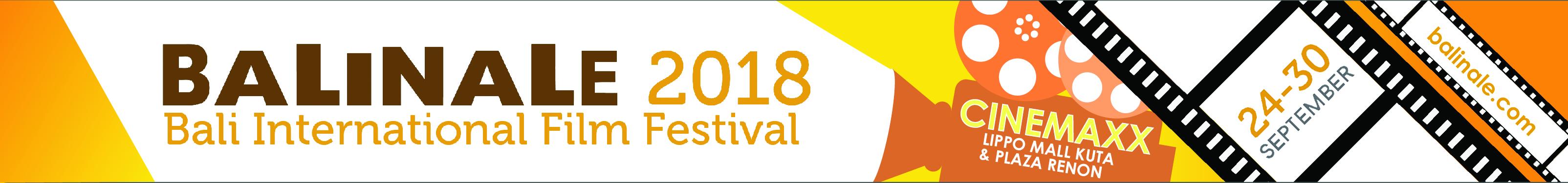 Balinale2018 Web Banner