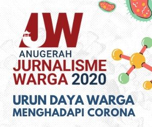 Anugerah Jurnalisme Warga 2020