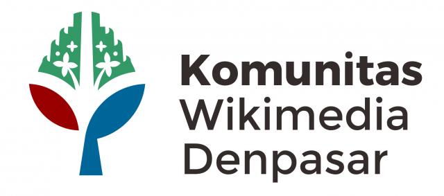 Logo Komunitas Wikimedia Denpasar