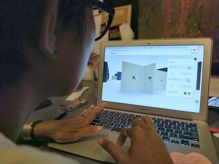 pameran virtual sumba photo stories